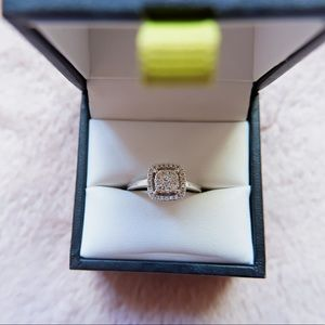 SPENCE 0.22 DIAMOND PROMISE/ENGAGEMENT RING